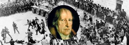 Battle of Algiers X Hegel