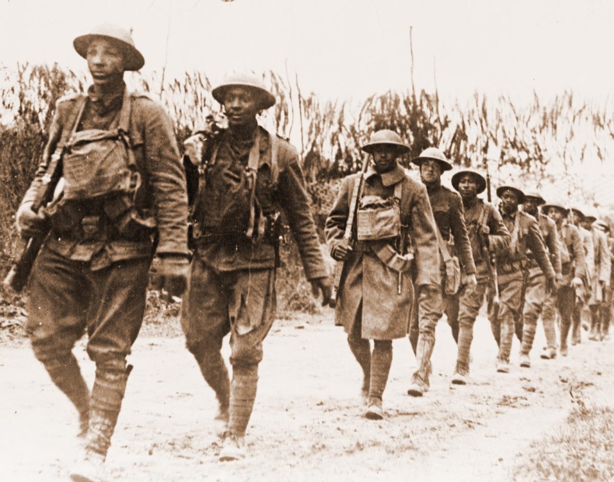 Memorial Day -- Forgotten Troops
